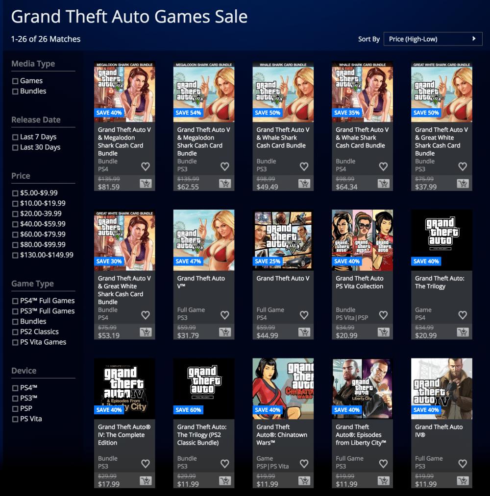 Grand Theft Auto sale-02