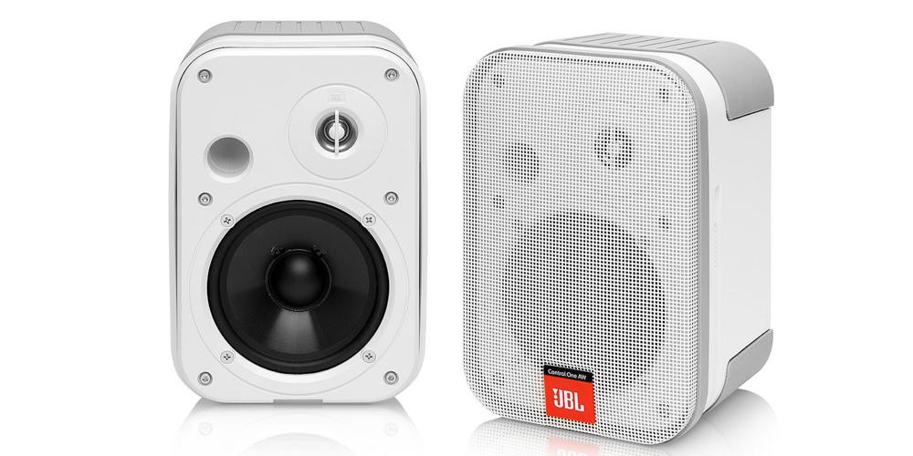 JBL Control One All-Weather Control speakers