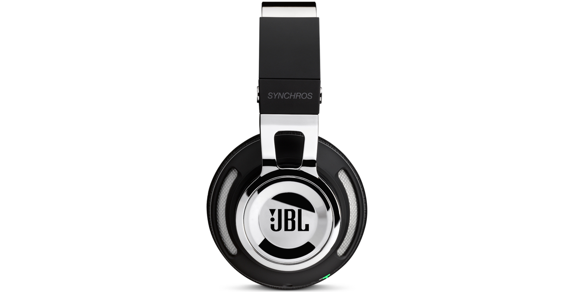 JBL Synchros Chrome Edition Over-Ear Headphones