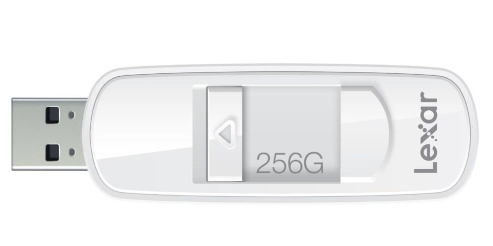 Lexar JumpDrive S75 256GB USB 3.0 Flash Drive