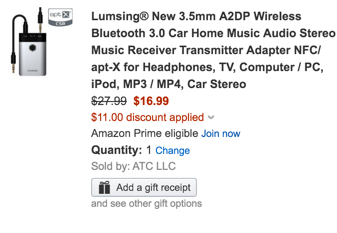 lumsing adapter