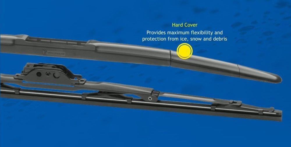 Michelin 8528 Stealth Ultra Windshield Wiper Blade