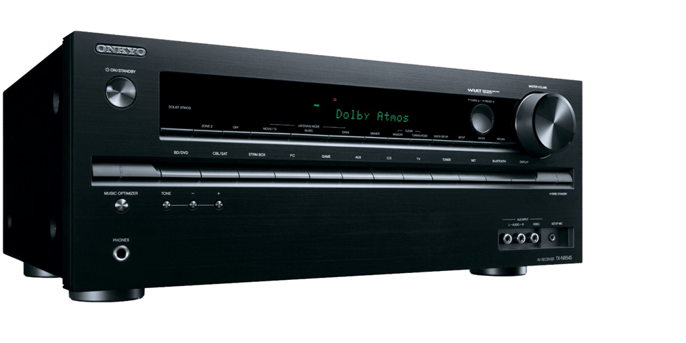 Onkyo TX-NR545 7.2-Channel Network A:V Receiver