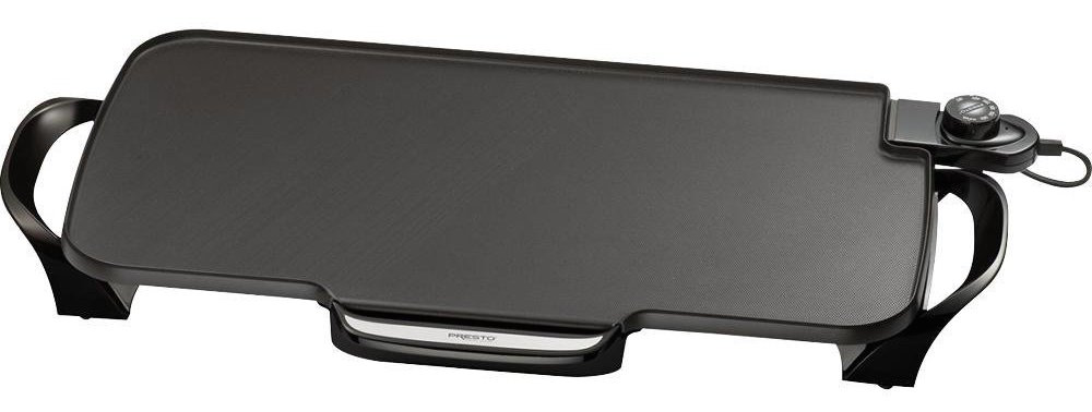 Presto 22-inch Electric Griddle With Removable Handles (07061)