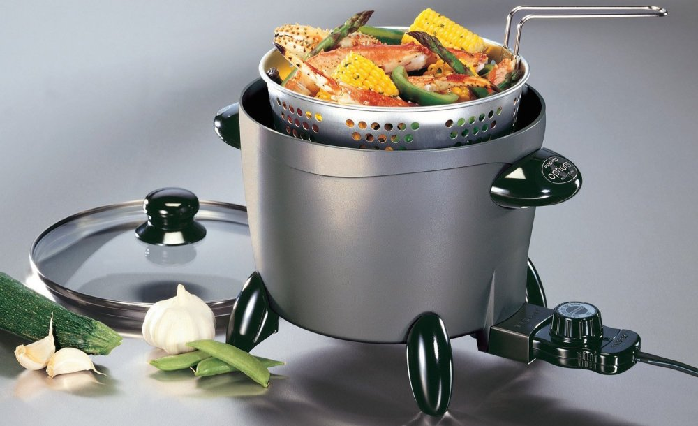 Presto Options Electric Multi-Cooker:Steamer (06003)