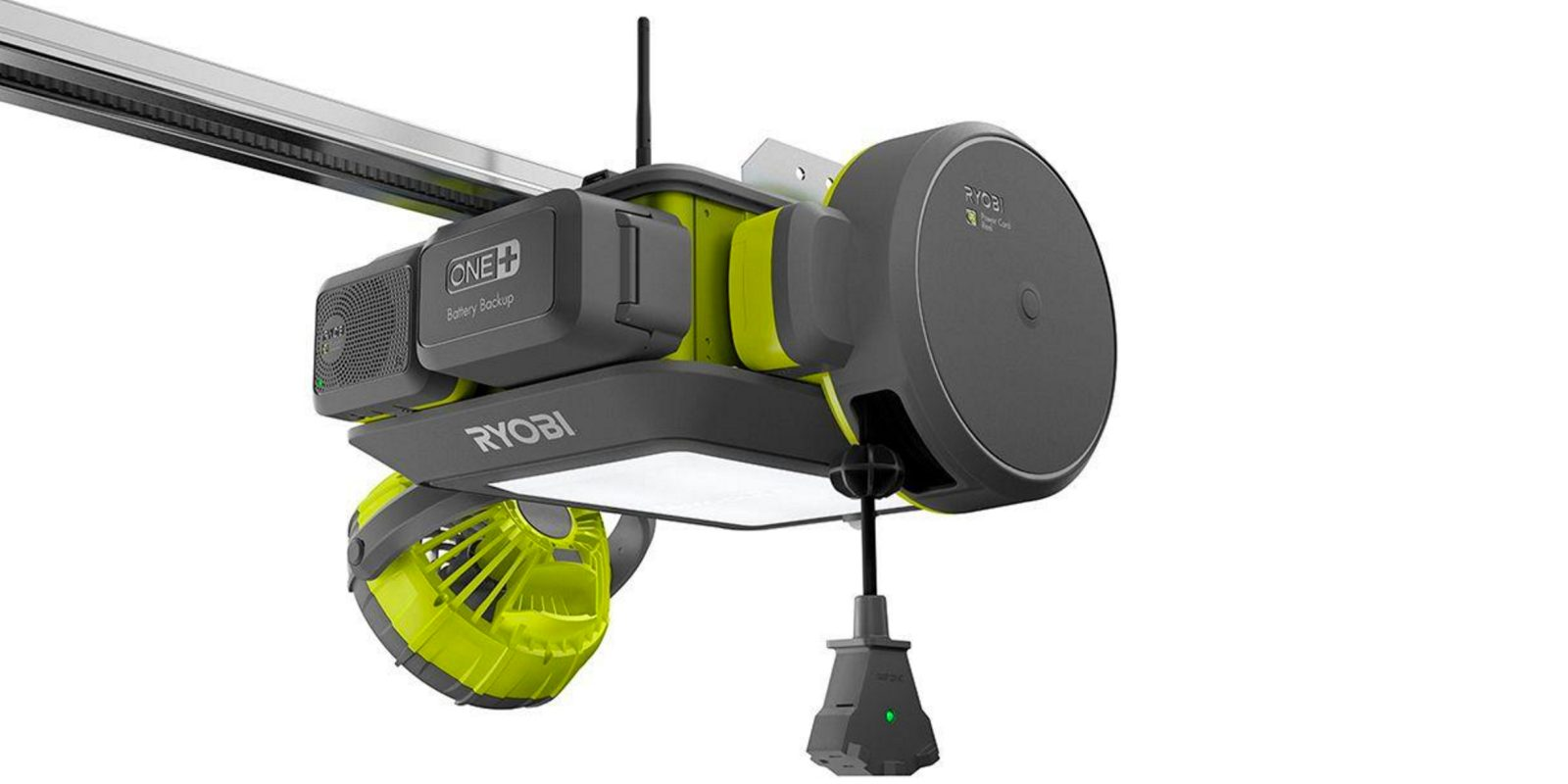 Ryobi S Wi Fi Enabled Garage Door Opener Is Packed With Features For