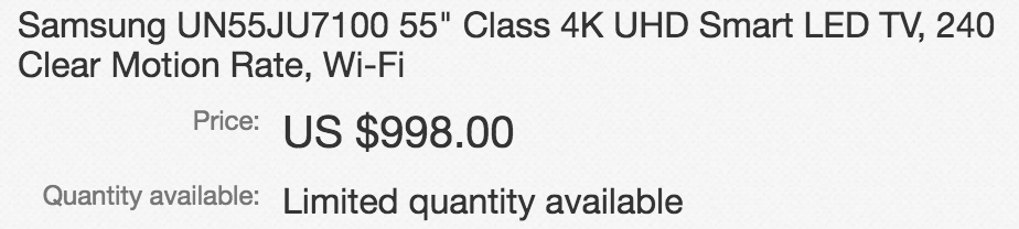 samsung-adorama-4k-ebay-deal