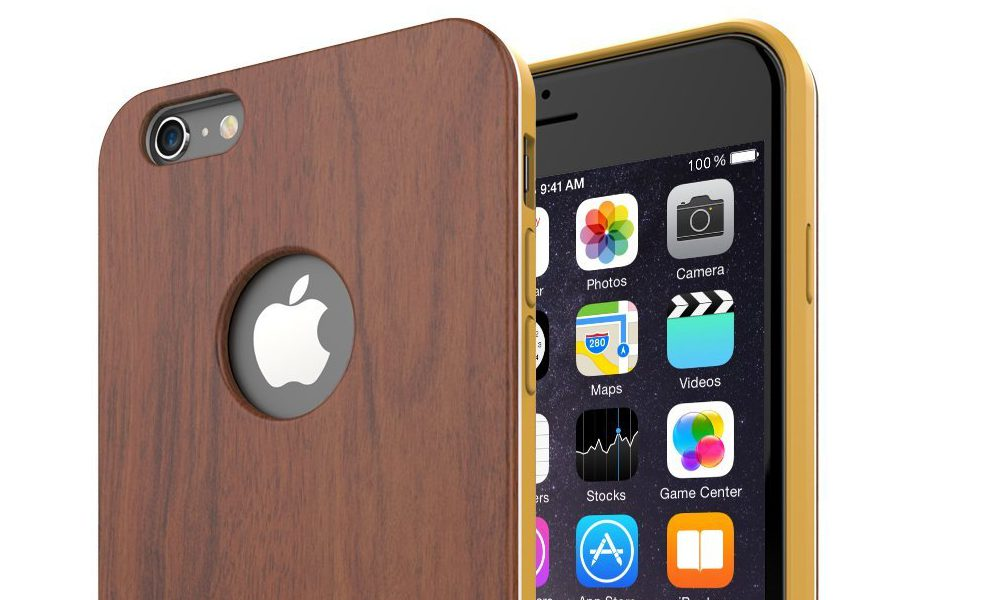 silcoo bamboo iphone case