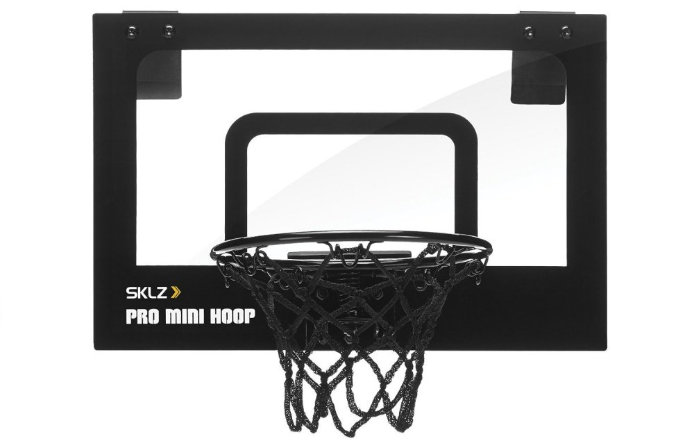 SKLZ Pro Mini Micro Basketball Hoop with Ball