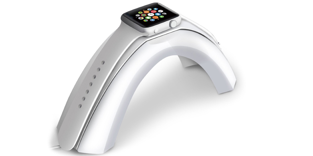 Smartphone Accessories Arc Shaped Apple Watch Charging