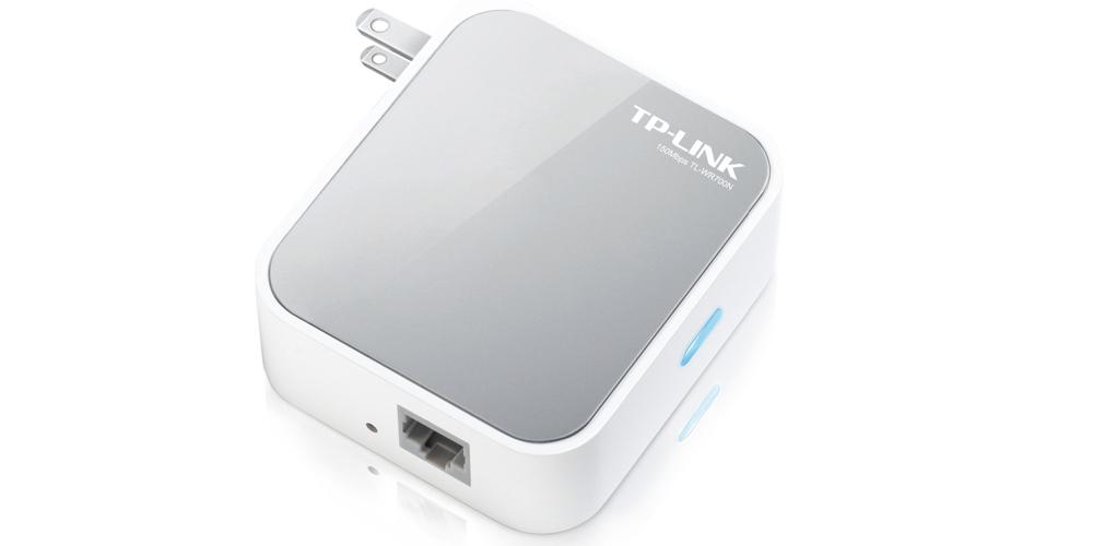 TP-Link N150 802.11n Wireless Mini Pocket Router