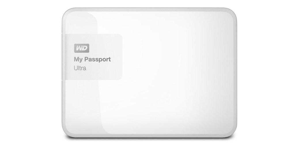 WD my passport ultra 3tb hd