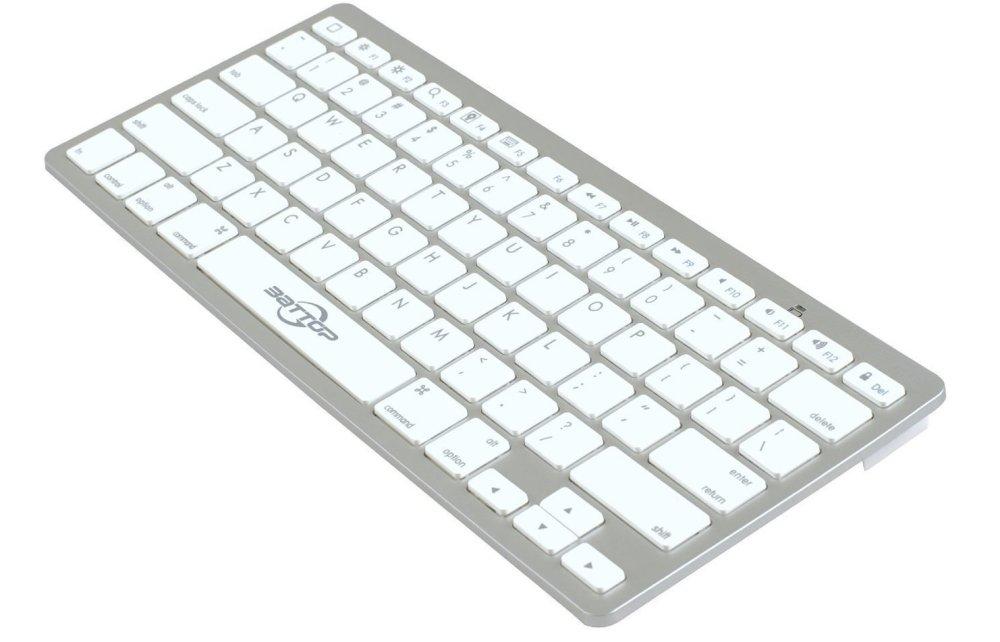 BATTOP Wireless Bluetooth Keyboard-sale-02