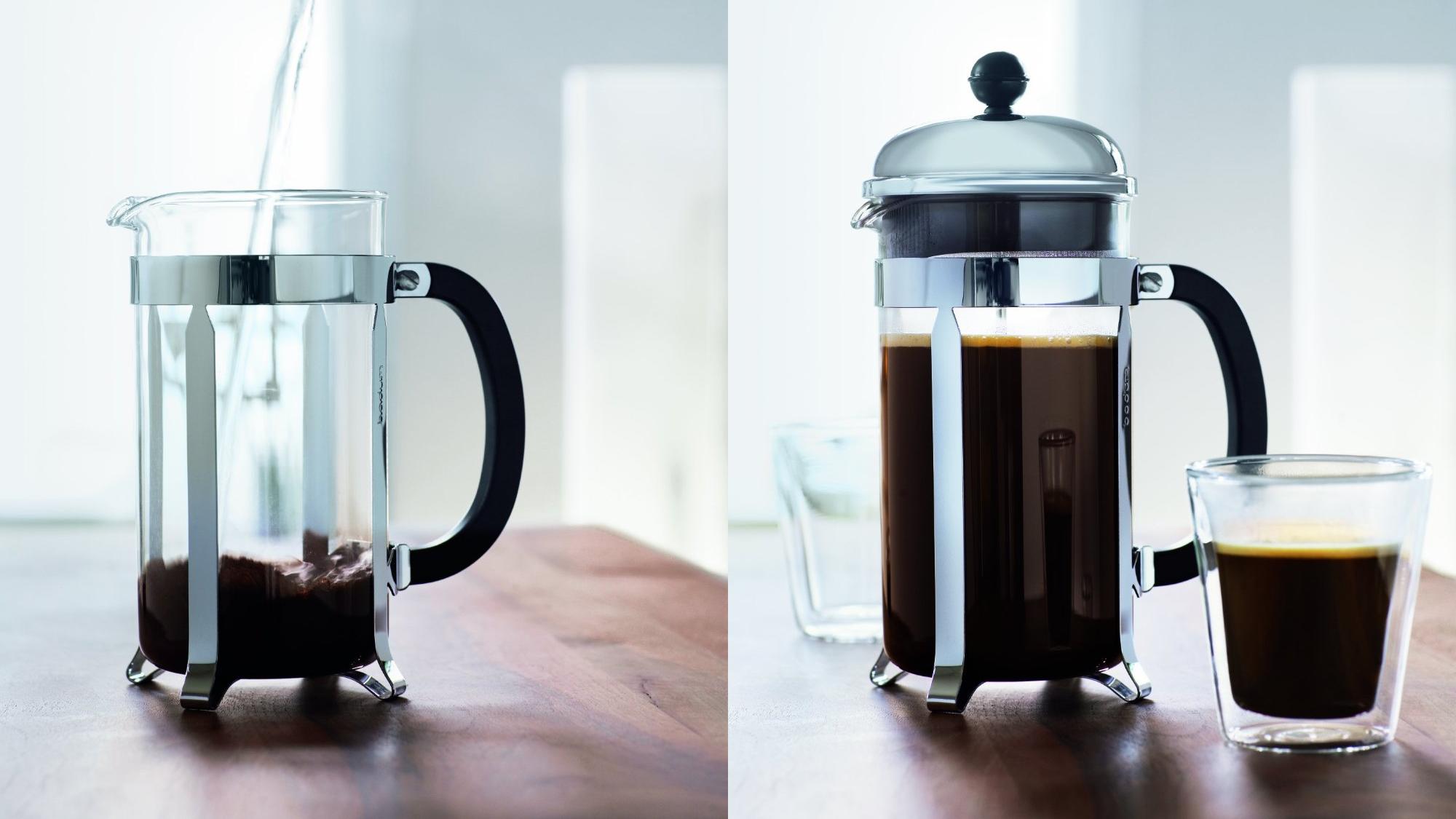 Bodum Chambord 8-cup French Press Coffee Maker $24.50