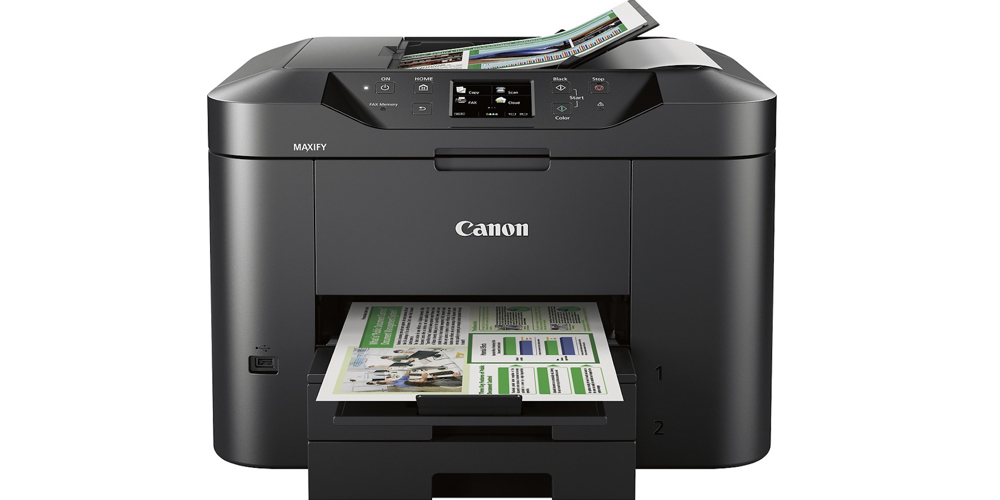 Canon - MAXIFY MB2320 Wireless All-In-One Printer