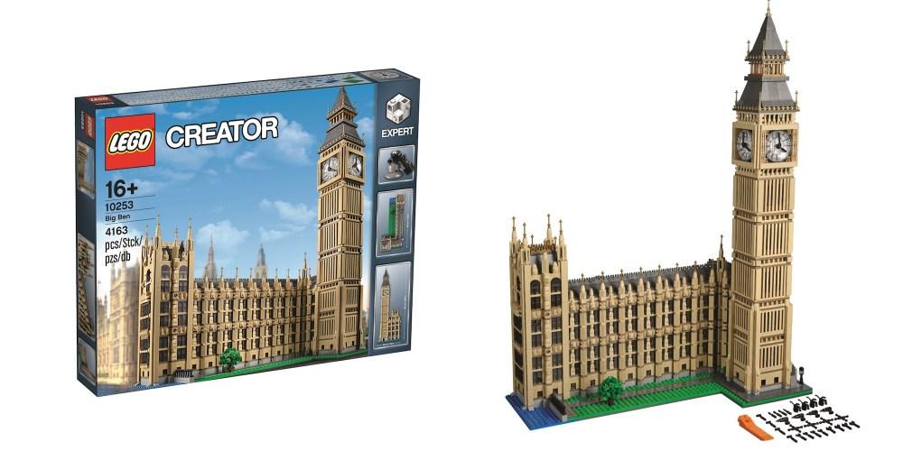 Creator Expert LEGO Big Ben 10253-10