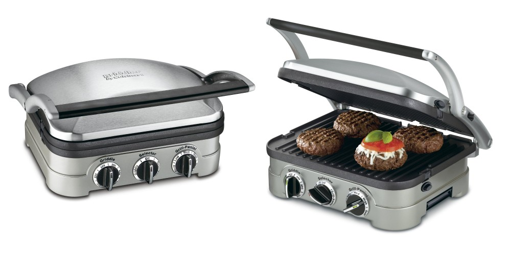 Cuisinart Grill and Panini Press-3