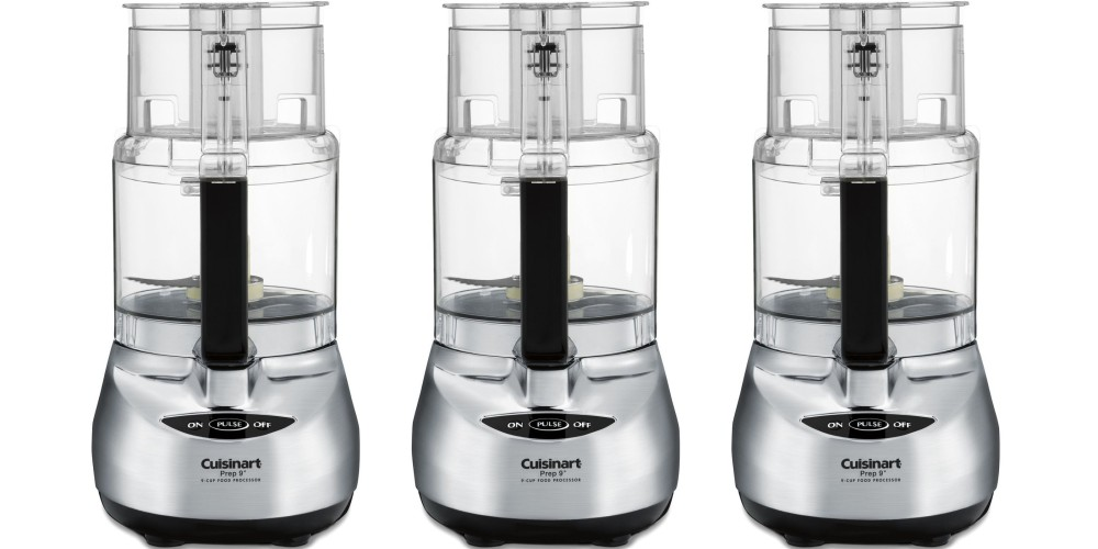 Cuisinart Prep 9-Cup Food Processor in Brushed Stainless-2