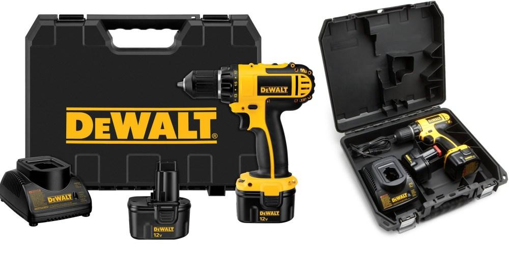 DEWALT 12V 3:8%22 (10mm) Cordless Compact Drill:Driver Kit (DC742KA)-4