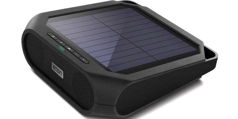 eton solar speaker
