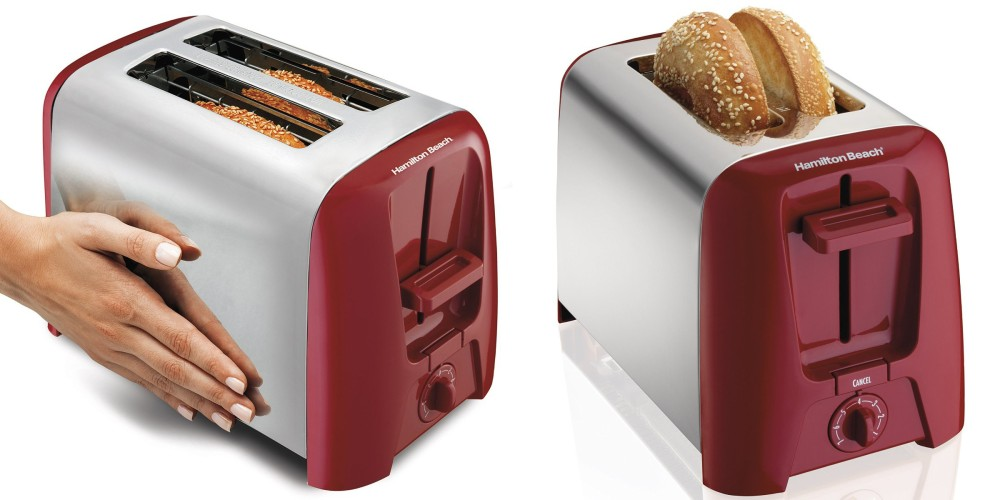 Hamilton Beach Cool Wall 2-Slice Toaster (22623)-2