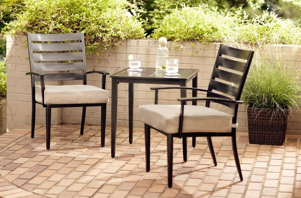 Outdoor Dining Sets Come In All Shapes And Sizes. If You Are Looking For A  Large, High End Table That Will Stand The Test Of Time, Go With The Trex 6  Piece ...