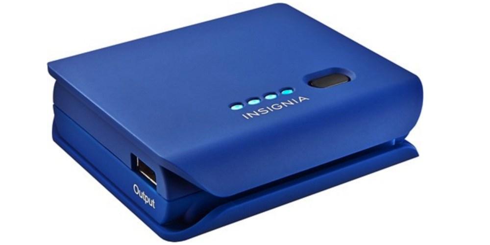 Insignia 5,200mAh USB Portable Battery Packs