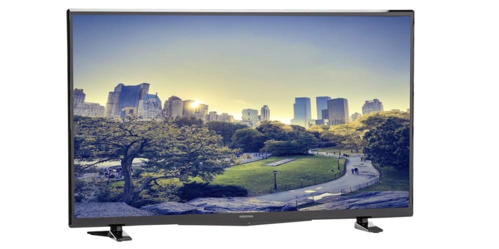 Insignia™ - 43%22 Class (42.5%22 Diag.) - LED - 1080p - HDTV