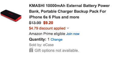 kmashi power bank