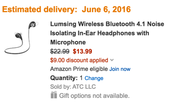 lumsing headphones