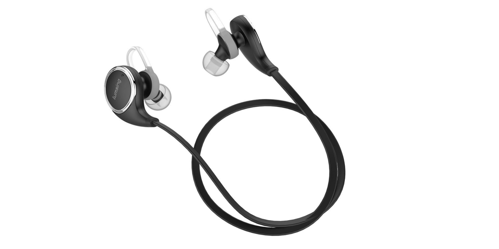 Lumsing Wireless Bluetooth 4.1 Noise Isolating In-Ear Headphones