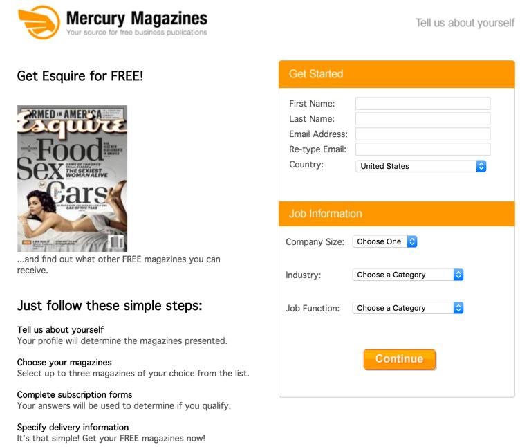 Mercury Mags