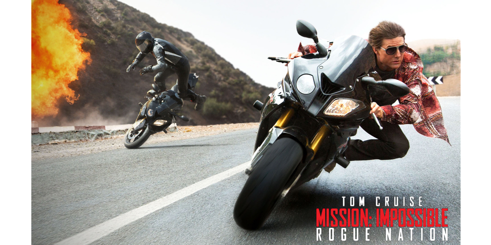 Mission- Impossible – Rogue Nation