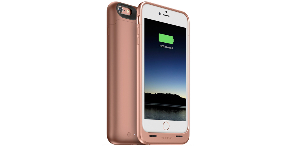 mophie rose gold