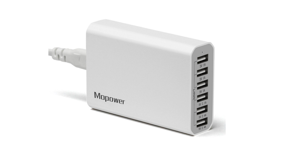 mopower 6-port charger