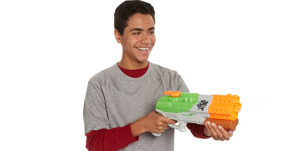 Toys R Us Red White And Blue Sale Super Soaker Zombie