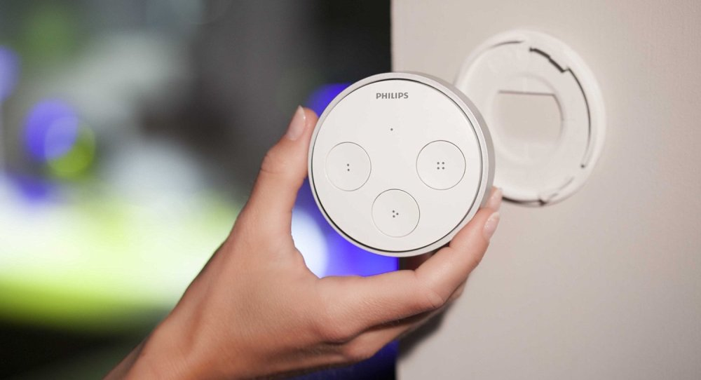 Philips Personal Wireless Lighting Hue Tap Switch
