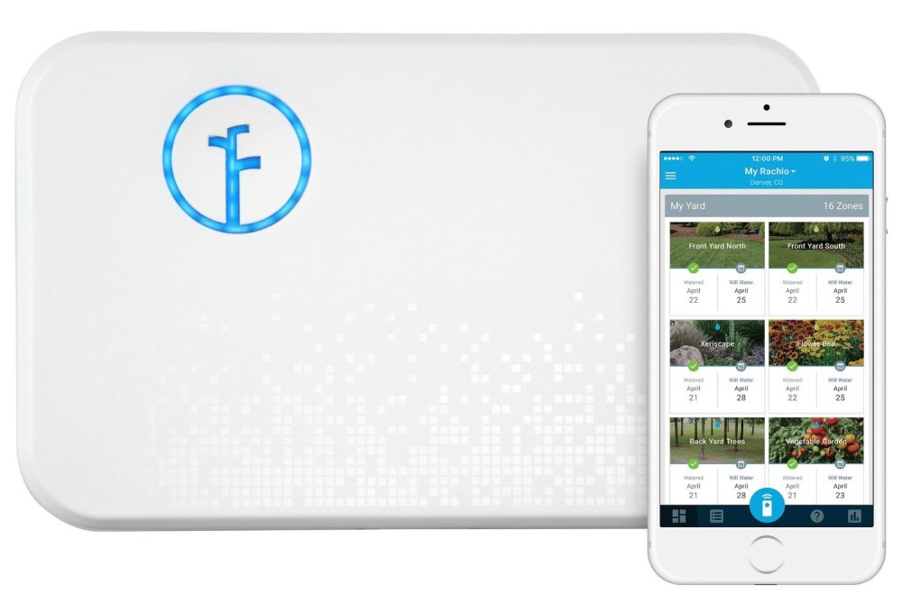 Rachio 2nd Gen Smart Sprinkler System