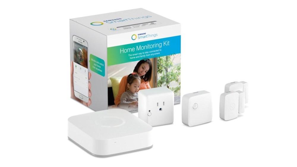 samsung home monitoring kit