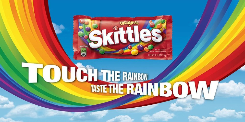 Skittles and Starburst Fruity Candy Variety Box