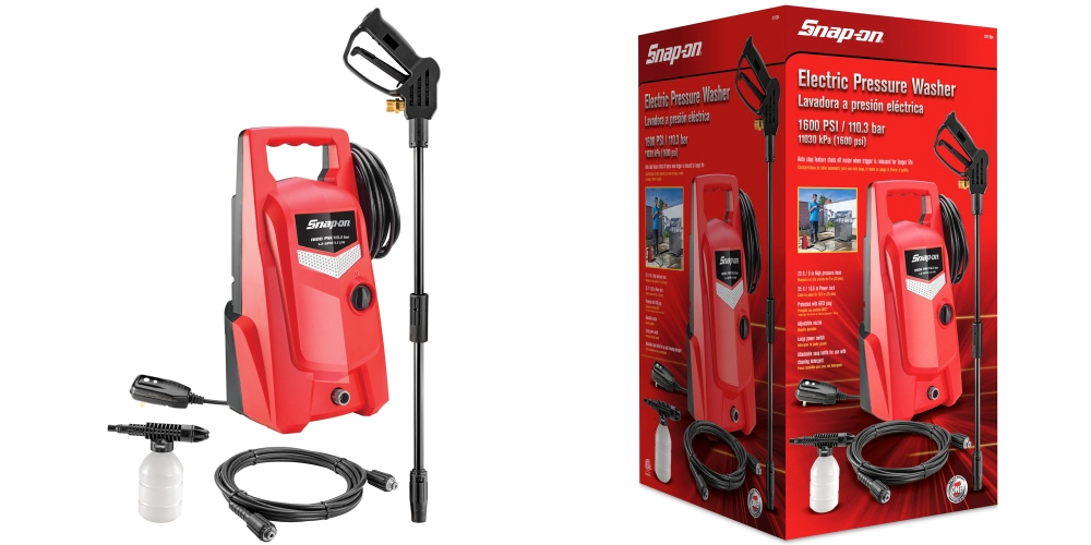 snap-on-power-washer