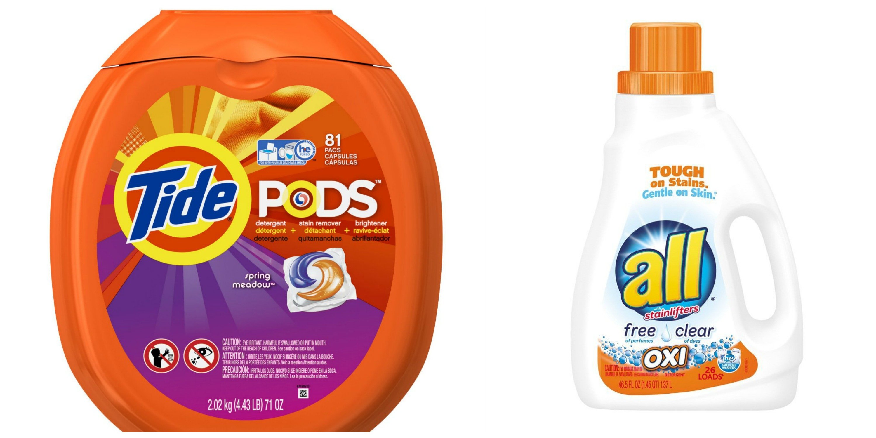 tide and all detergent