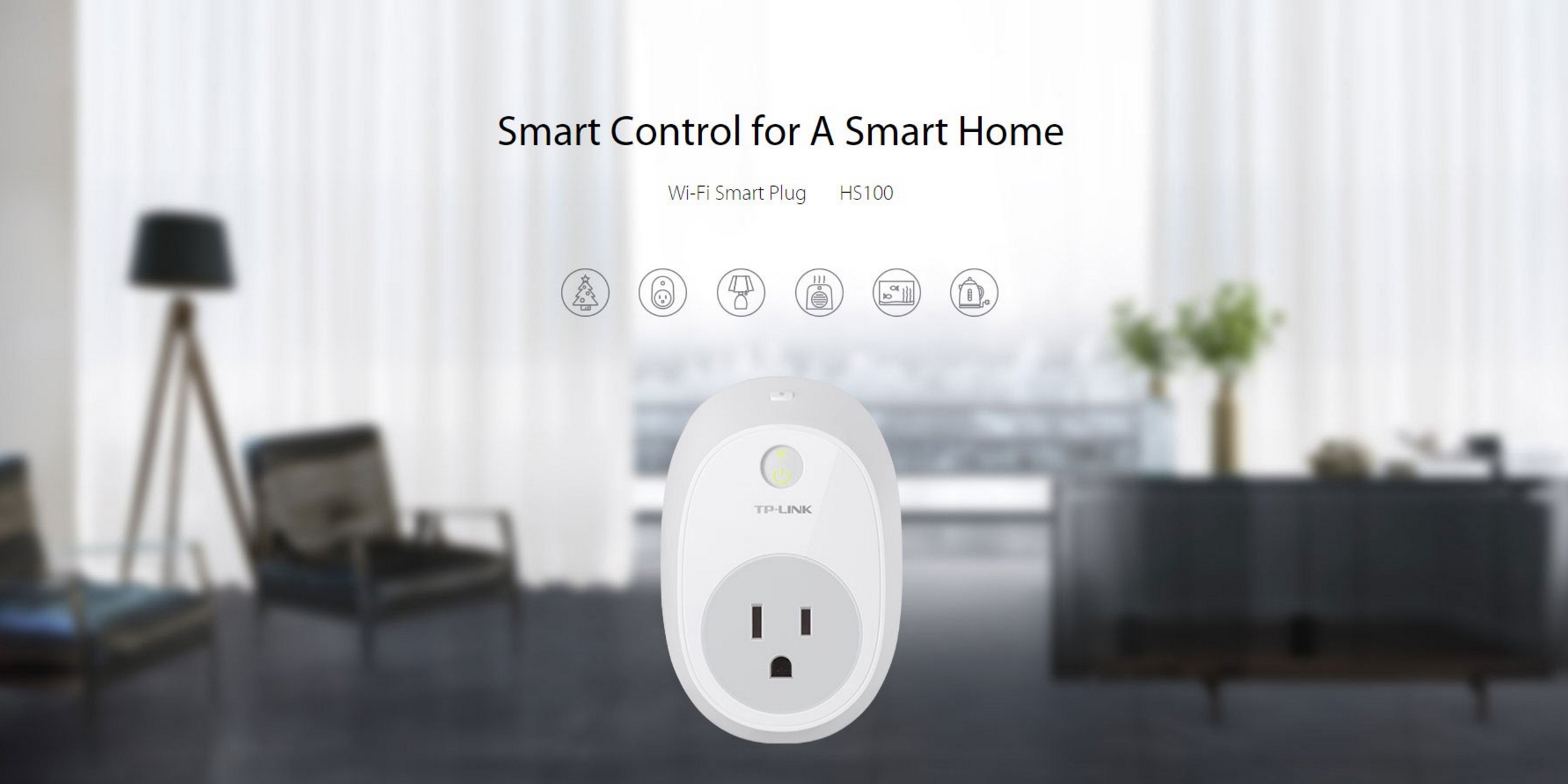 Control and schedule outlets with TP-Link's Smart Plug for $20 (33% off)