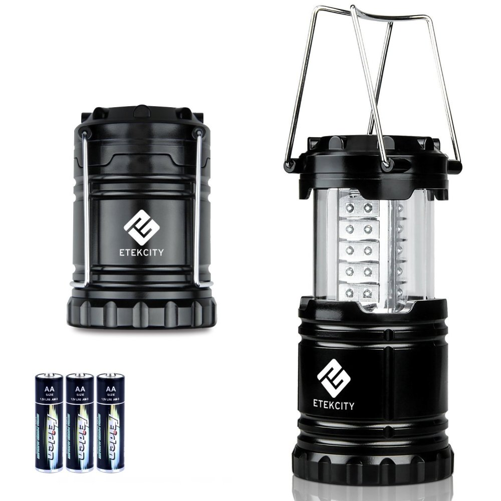 Ultra Bright Portable LED Camping Lantern Flashlight