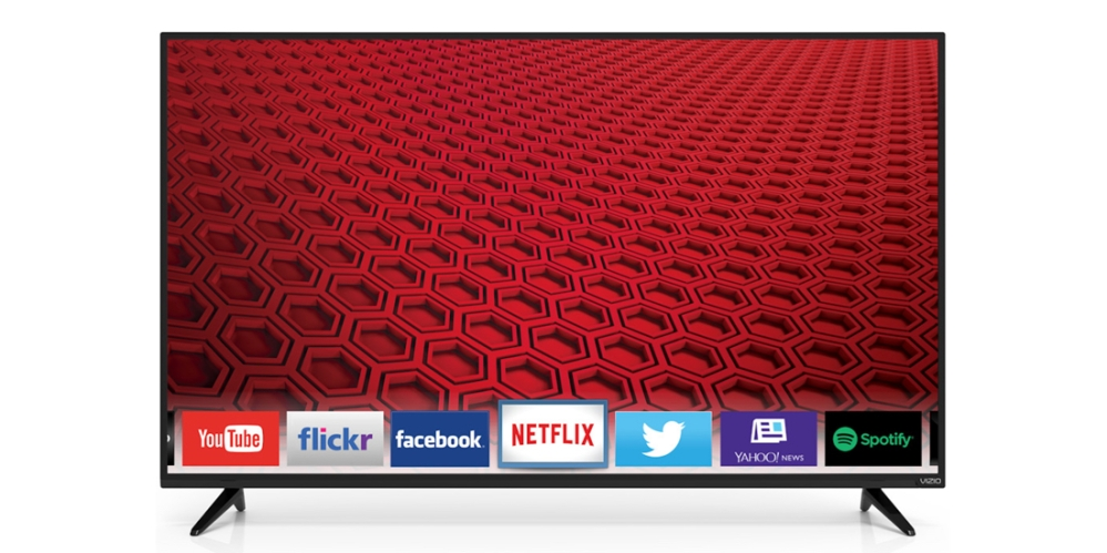 VIZIO (E50-C1) 1080p 120Hz Smart HDTV