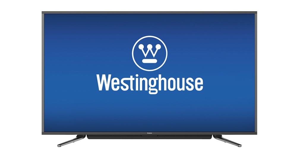Westinghouse - 42%22 Class (41.5%22 Diag.) - LED - 2160p - Smart - 4K Ultra HD TV