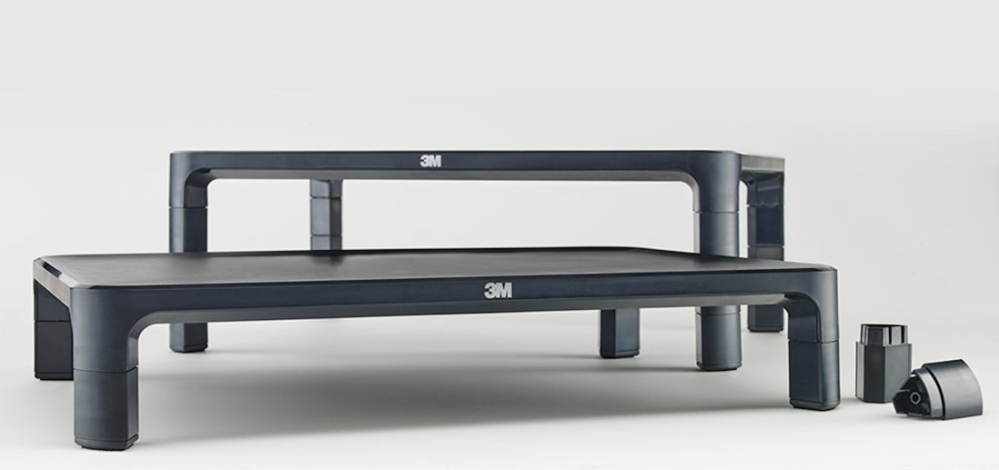 3M monitor stand adjustable