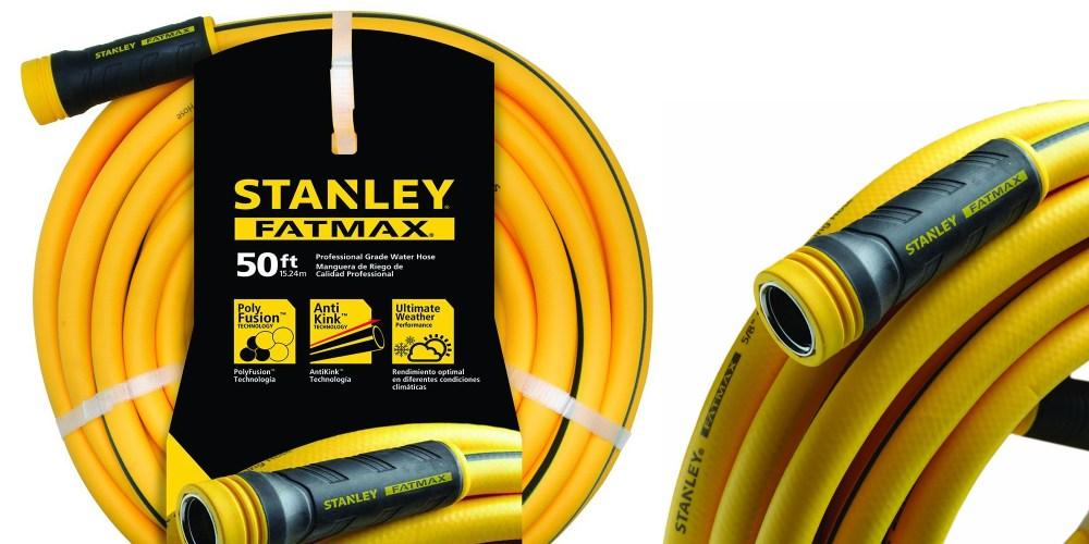 50-foot Stanley FatMax Garden Hose-3
