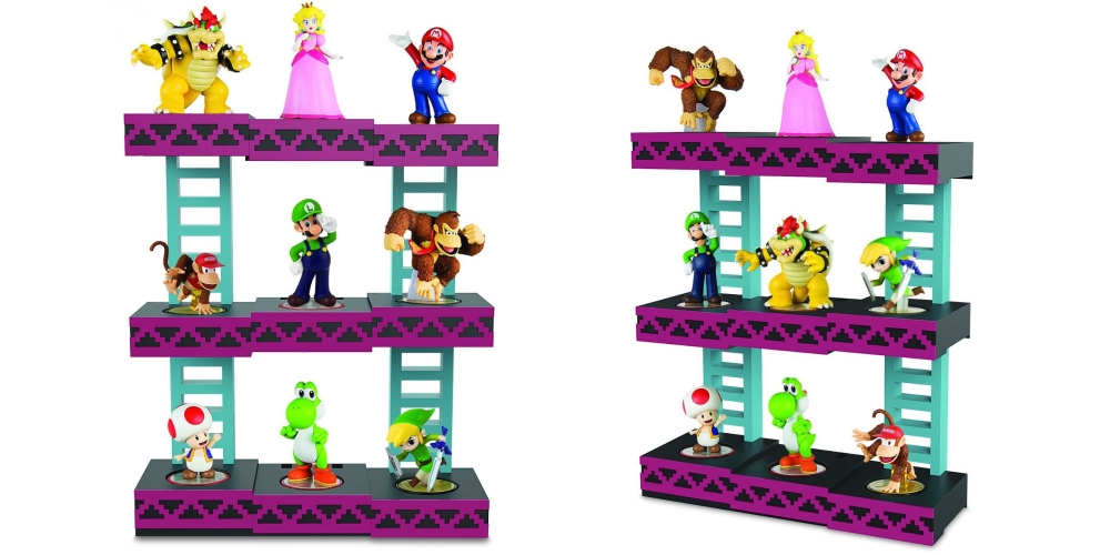amiibo displays