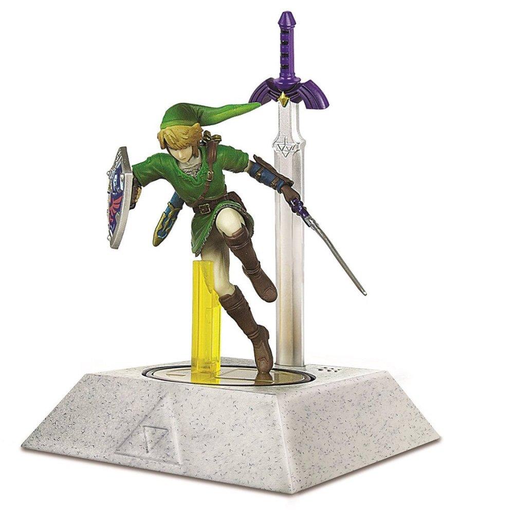 amiibo-Zelda Master Sword display